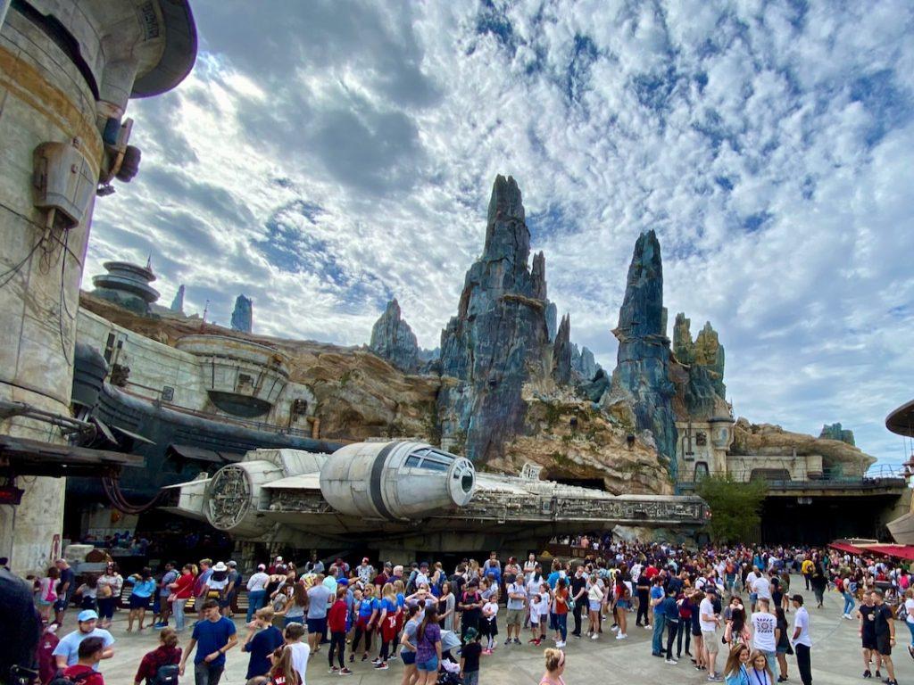 Star Wars Galaxys Edge en Hollywood Studios de Walt Disney World