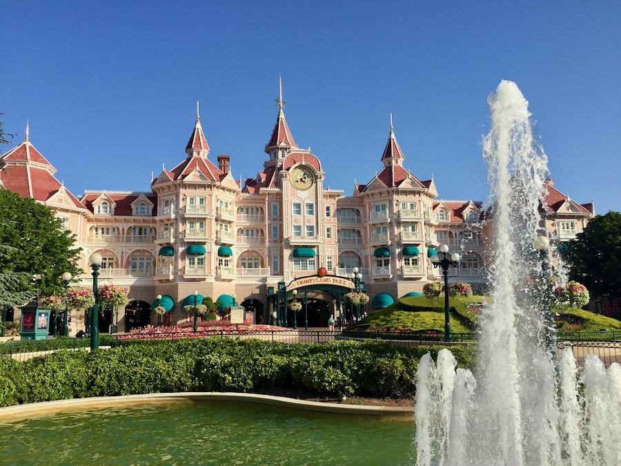 Hotel Disneyland de Disneyland Paris