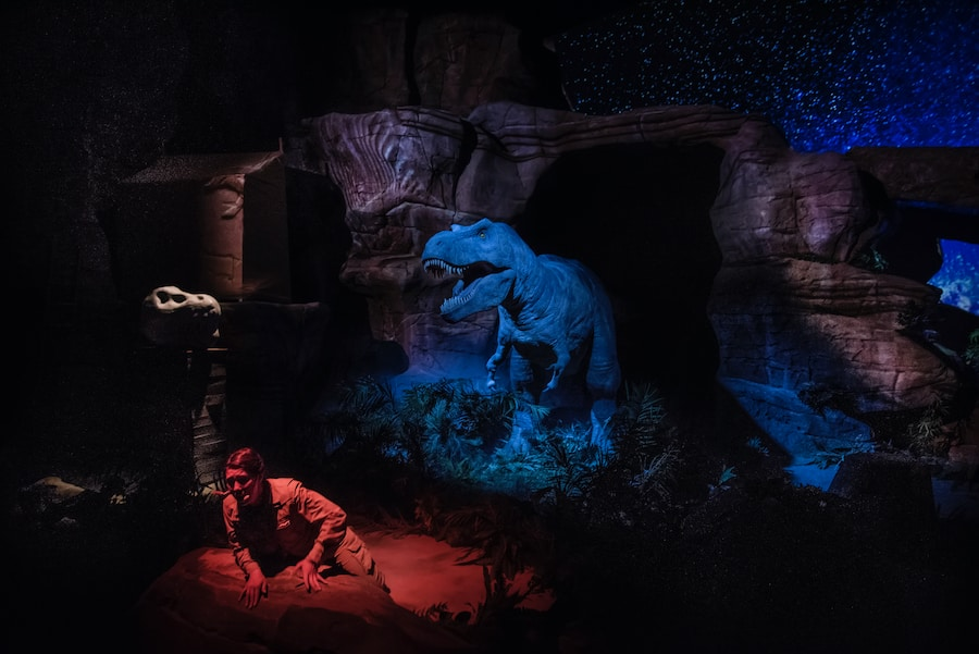 Dinópolis Teruel Show T-Rex