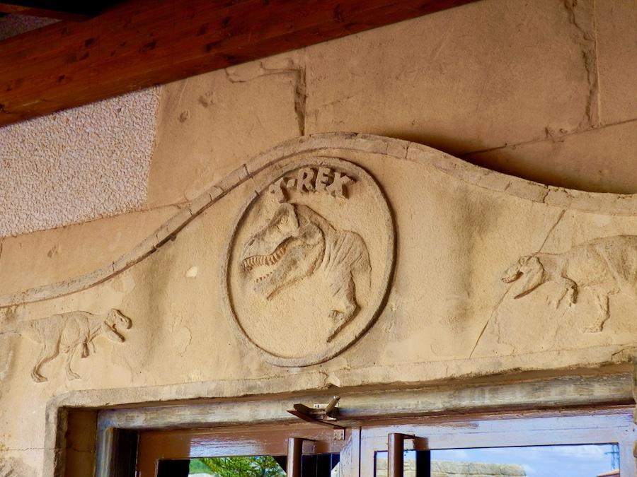 Entrada al espectáculo del T-Rex en Dinópolis Teruel