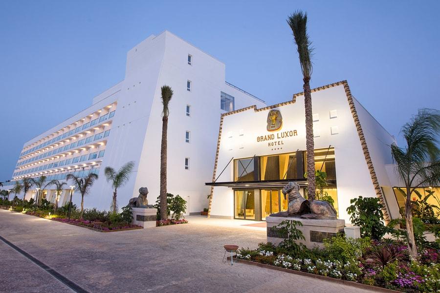 Hotel Grand Luxor Terra Mítica