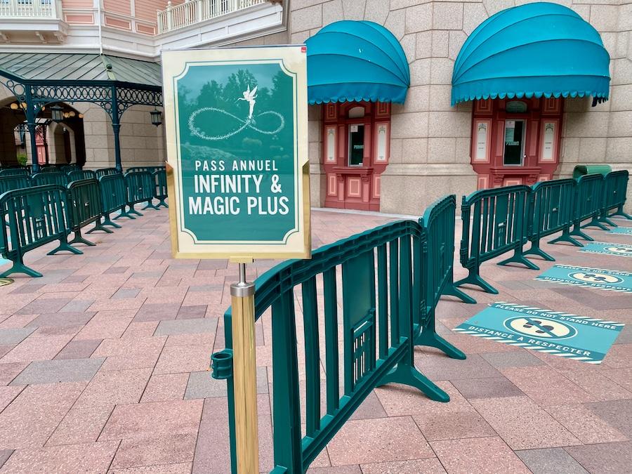 Acceso Exclusivo para Pases Anuales a Disneyland Paris
