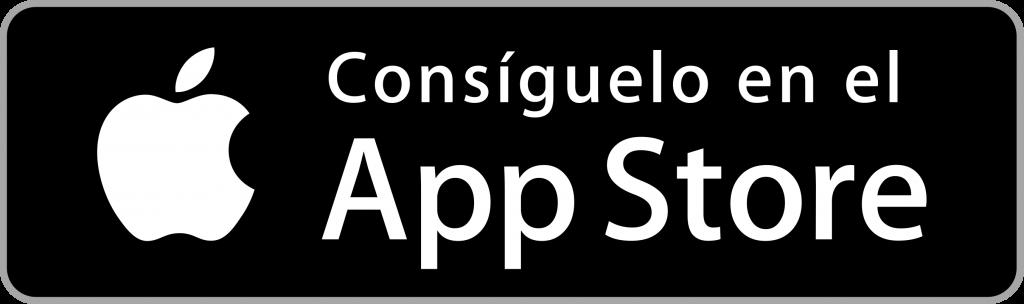 Botón descargar en App Store