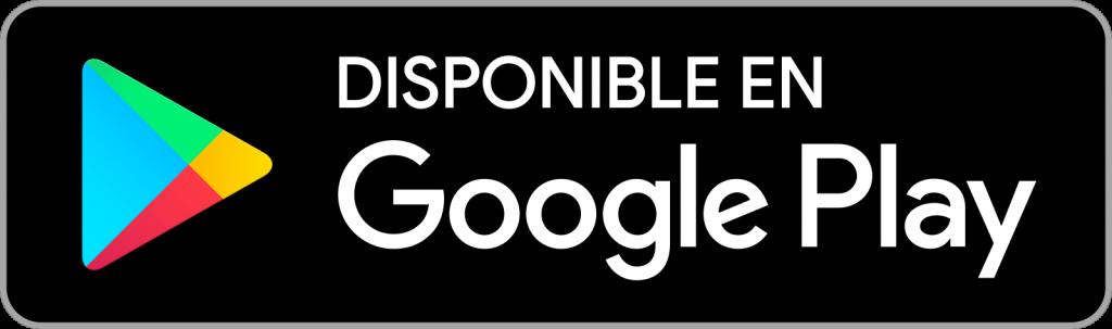 Botón descargar en Google Play