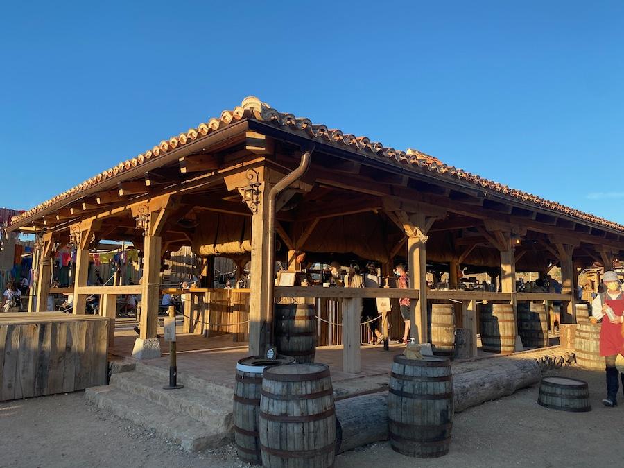 El Hogar del Leñador en El Arrabal de Puy du Fou España