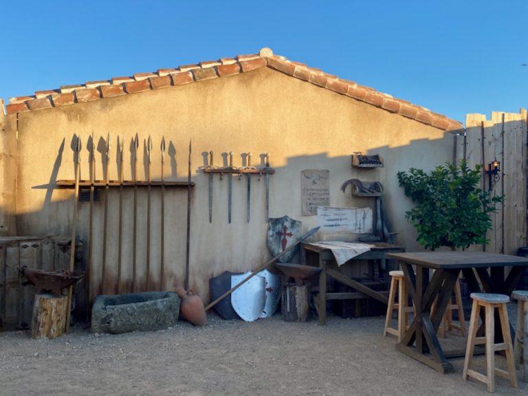 El Rincón del Herrero en El Arrabal de Puy du Fou España