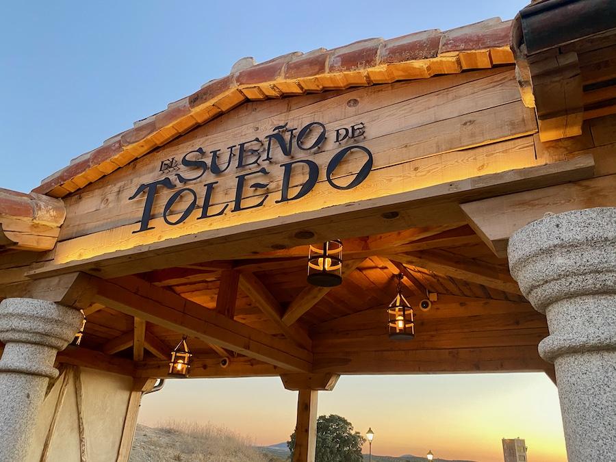 Entrada al espectáculo nocturno El Sueño de Toledo en Puy du Fou España
