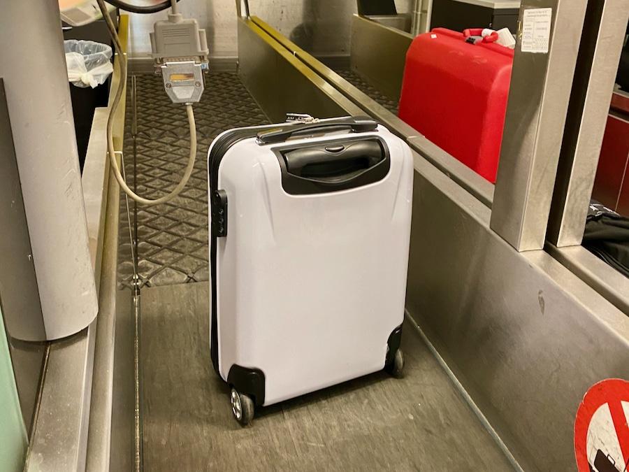 Facturando maleta de mano gratuita con Vueling
