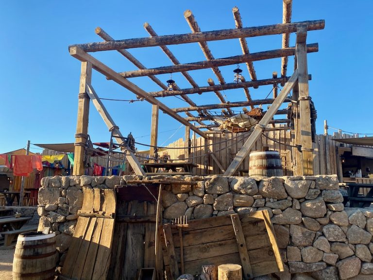 La Tasca del Capataz en El Arrabal de Puy du Fou España