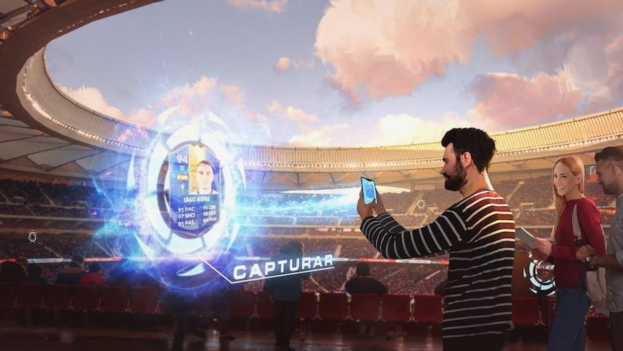 The Beat Challenge - Experiencia virtual de LaLiga en los estadios de futbol