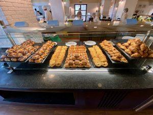 Desayuno buffet Hotel PortAventura - Bollería