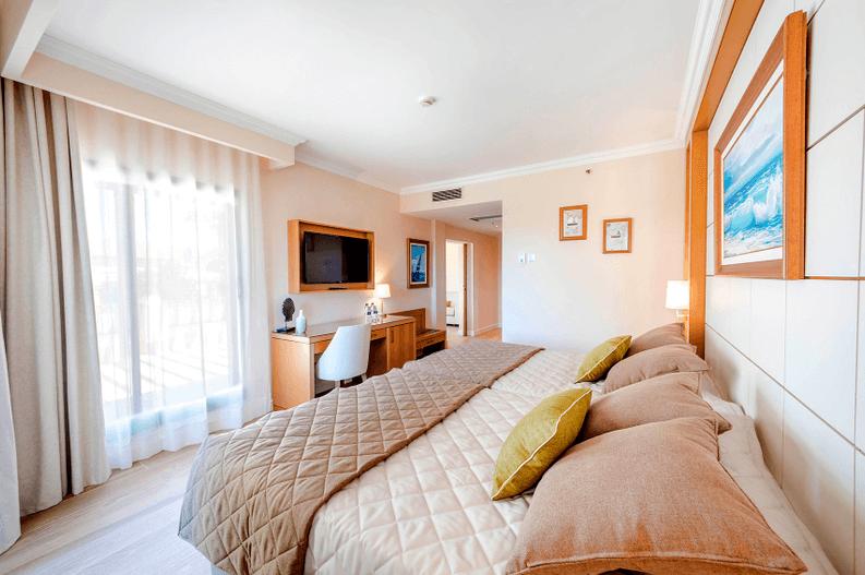 Habitación Suite del Hotel PortAventura