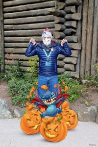 MagicShot de Stitch Halloween en Disneyland Paris