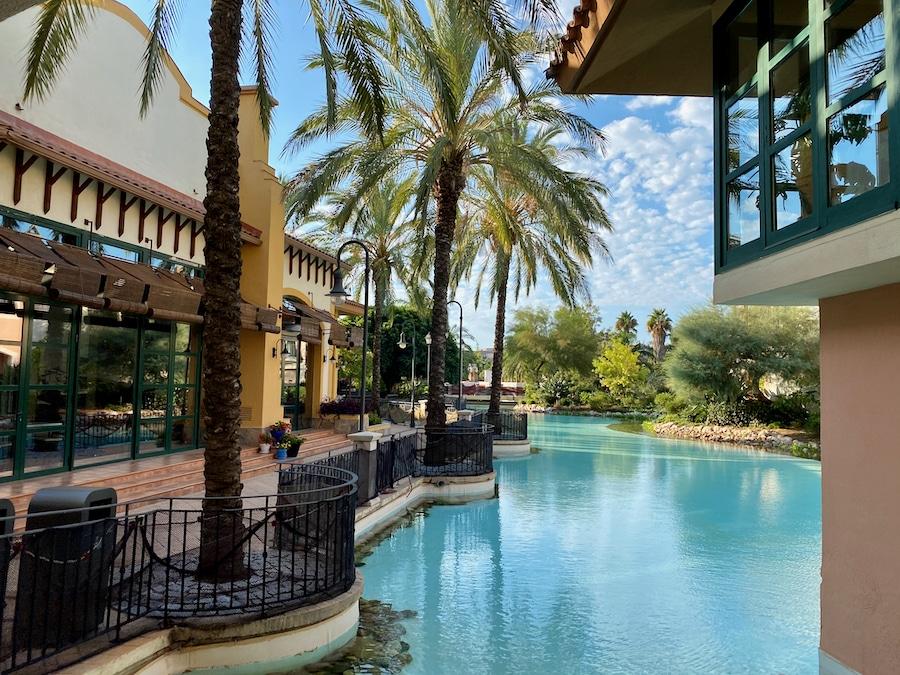 Vista del Hotel PortAventura de PortAventura World