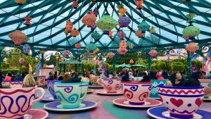 Atracciones de Disneyland Paris Park: guía completa con alturas mínimas