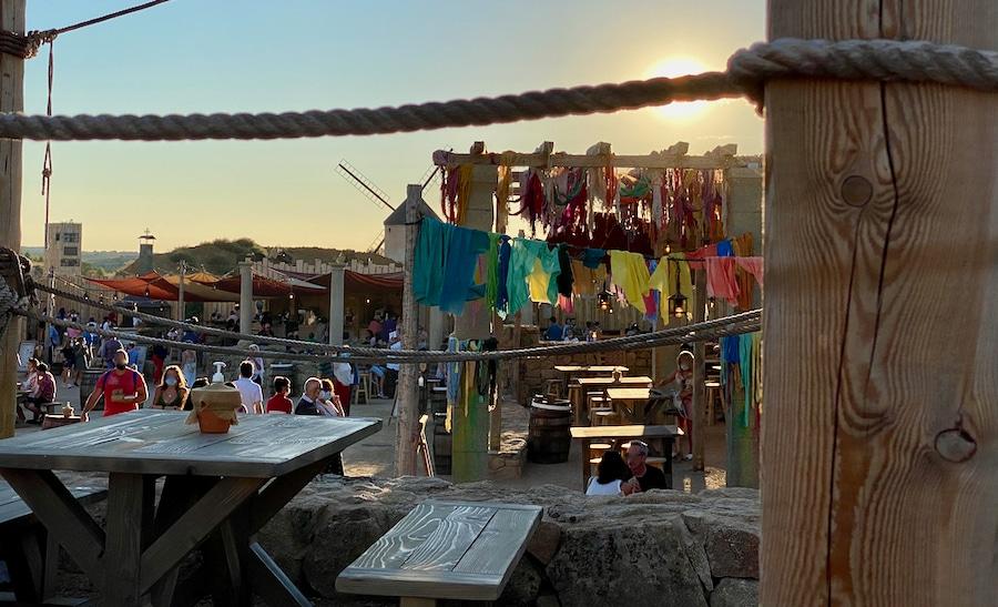 El Arrabal - pueblo histórico de Puy du Fou España 2021