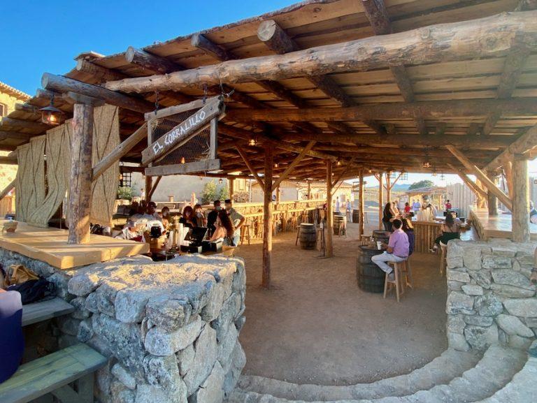 El Corralillo de Carpinteros - Restaurante de El Arrabal en Puy du Fou España