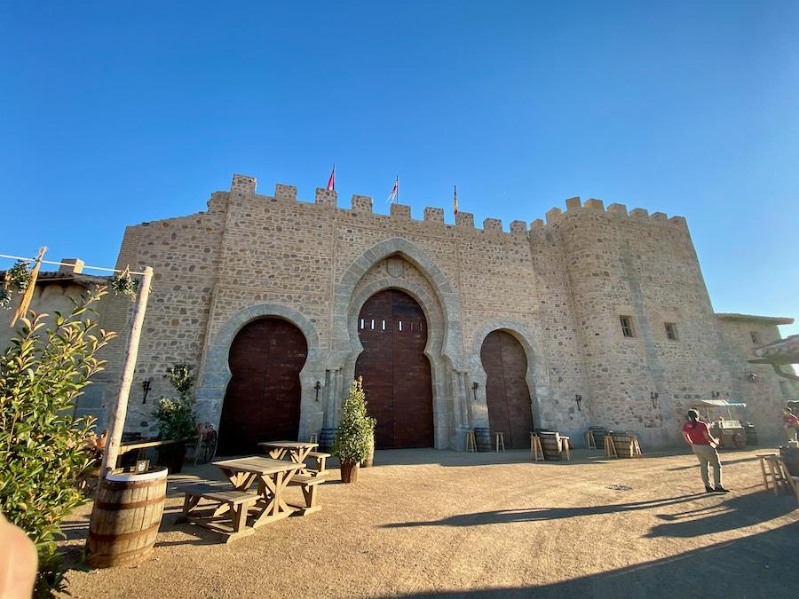 Puerta del Sol - Entrada a Puy du Fou España