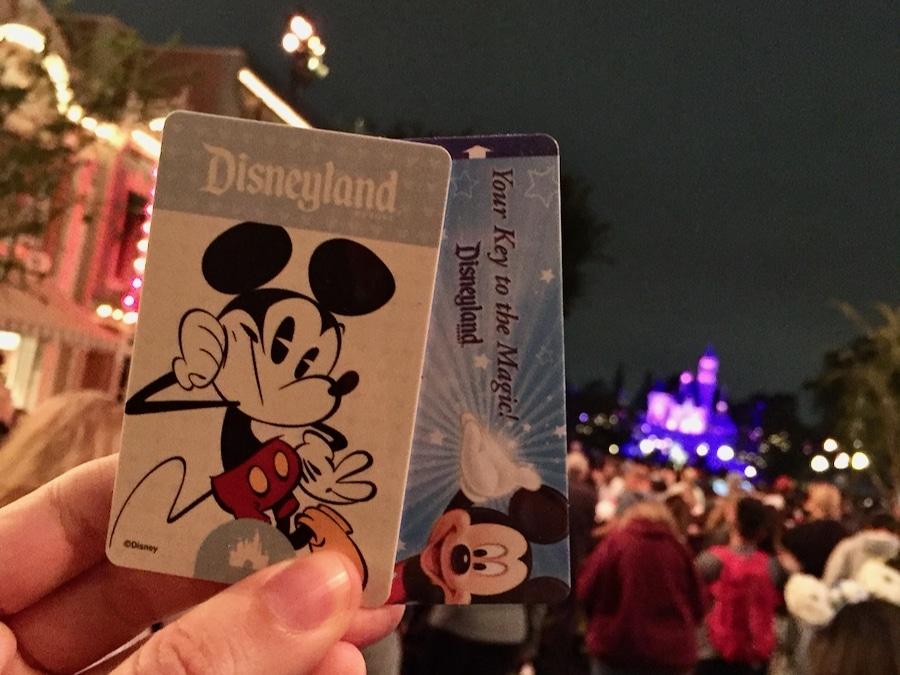 Entradas a Disneyland Resort en California