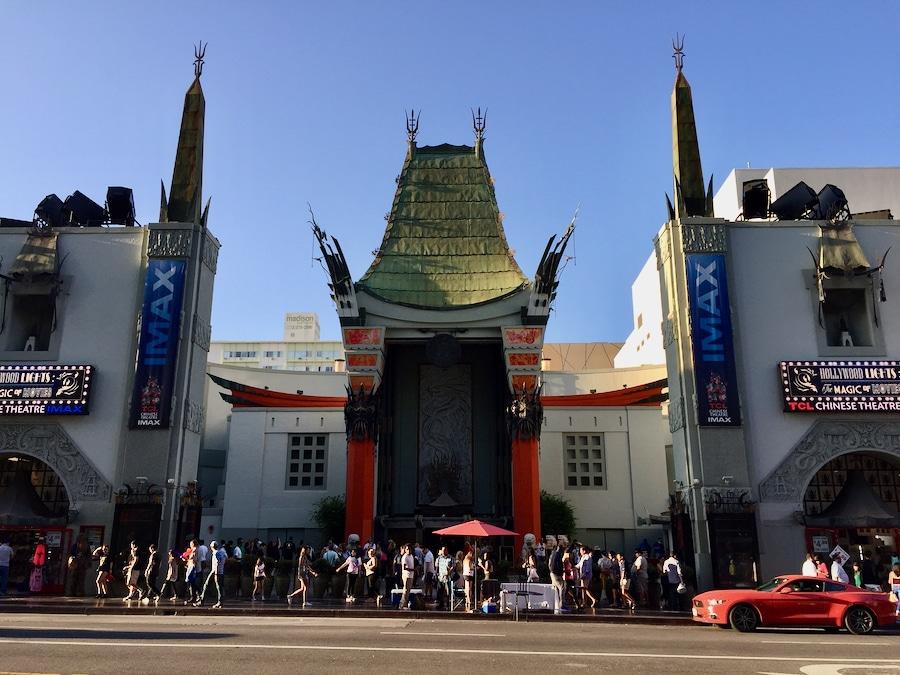 Teatro Chino del Paseo de la fama de Hollywood