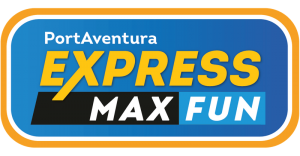 Logo PortAventura Express Max Fun