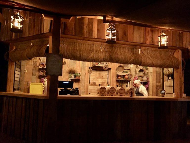 Cervezas de la Posada de Covadonga en el Arrabal