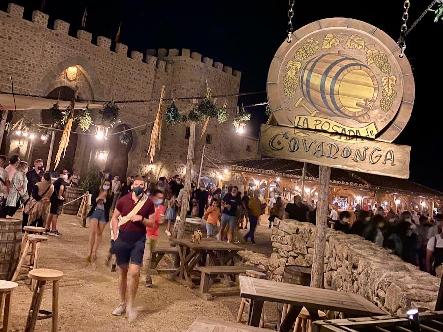 El Arrabal de noche en Puy du Fou España