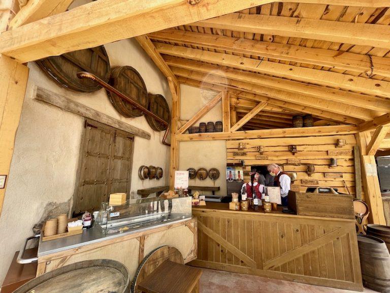 La Cervecería de Vivar en La Puebla Real de Puy du Fou España