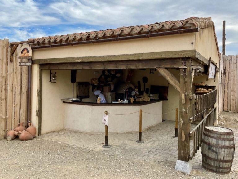 La Tahona de Honorato Restaurante del Arrabal en Puy du Fou España
