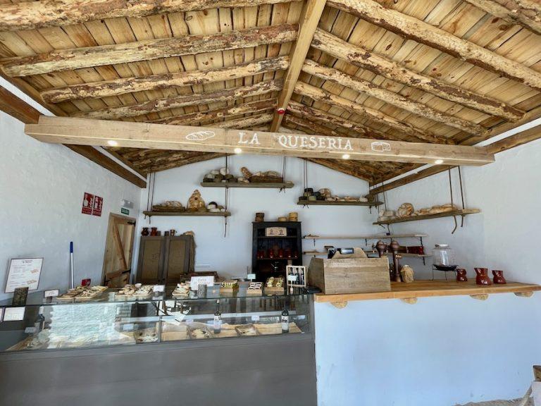 Restaurante La Quesería de María - Puy du Fou España