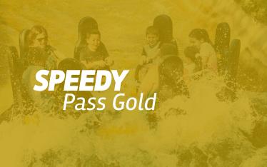 Logo Speedy Pass Gold