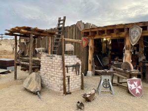 El Espadero de Vivar en Puy du Fou España
