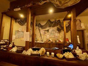 Interior de la tienda El Maravedi de Puy du Fou España