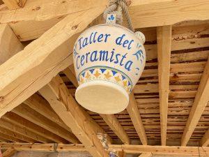 La Alfarería de Julia en La Puebla Real en Puy du Fou España