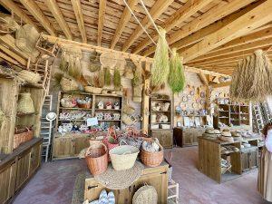 Productos de La Espartería de Guzmán en Puy du Fou España