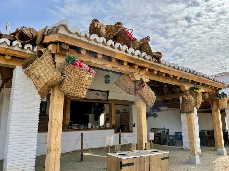 Restaurante La Zahrora del Labrador en Puy du Fou España
