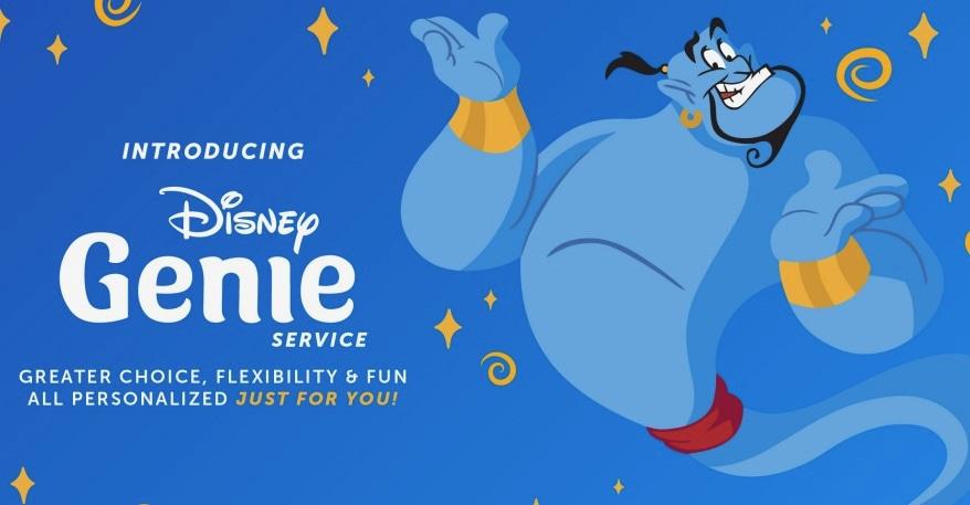 Disney Genie el fastpass de pago de Walt Disney World